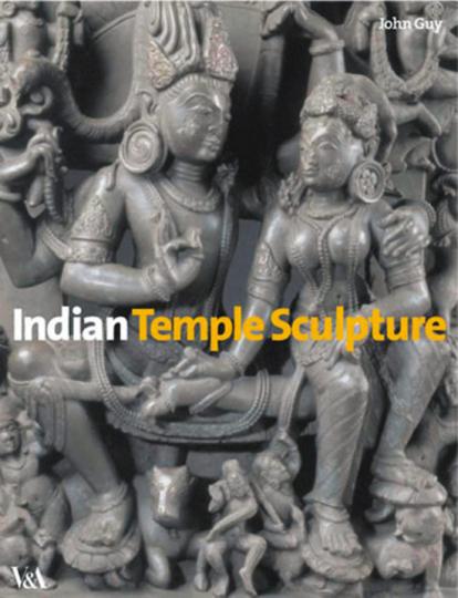 Indische Tempelskulptur. Indian Temple Sculpture.