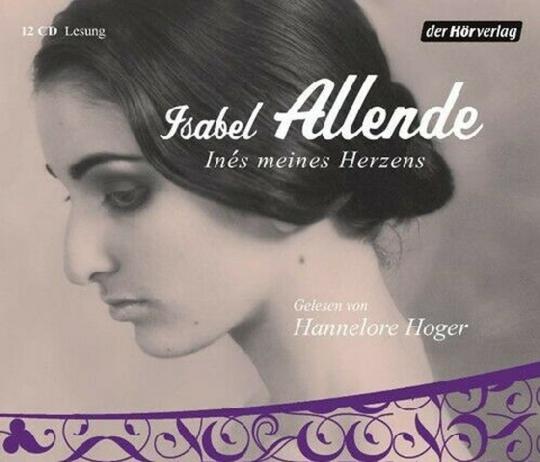 Inés meines Herzens, 12 CDs