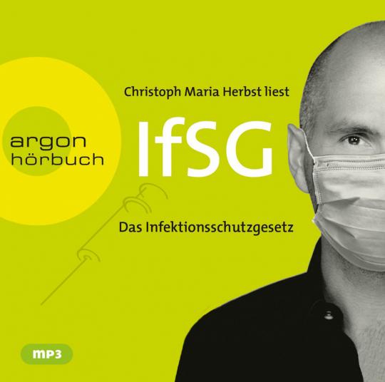 Infektionsschutzgesetz (IfSG). CD.