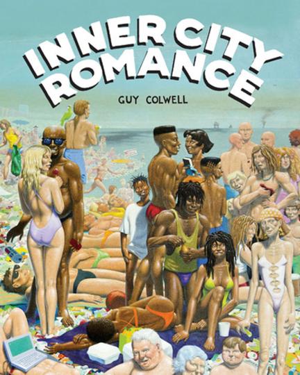 Inner City Romance. Graphic Novel.