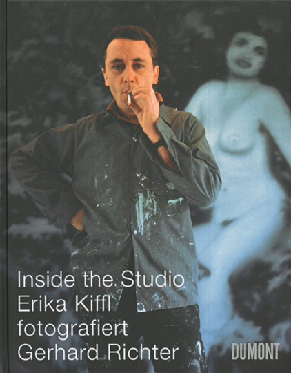 Inside the Studio. Erika Kiffl fotografiert Gerhard Richter.
