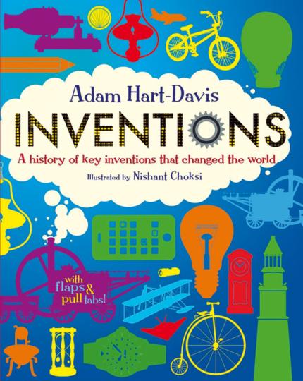 Inventions. Erfindungen, die die Welt veränderten.