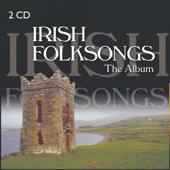 Irish Folk Songs 2 CDs