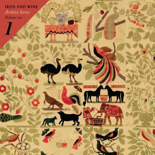 Iron and Wine. Archive Series Volume No. 1. CD.