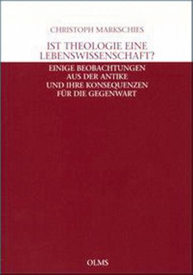 Ist Theologie eine Lebenswissenschaft?