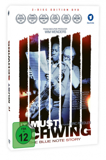 It Must Schwing - The Blue Note Story (2-Disc Special Edition im Mediabook). 2 DVDs.
