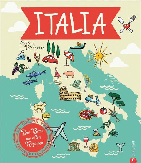 Italia! Das Beste aus allen Regionen.