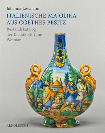Italienische Majolika aus Goethes Besitz.