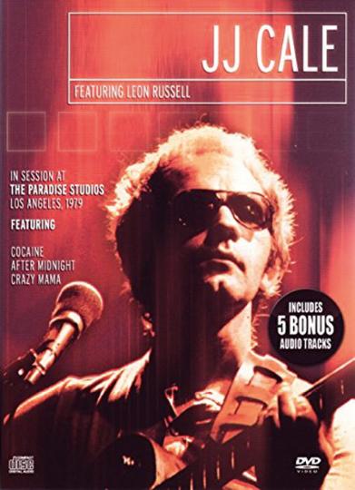 J.J. Cale. In Session. DVD + CD.