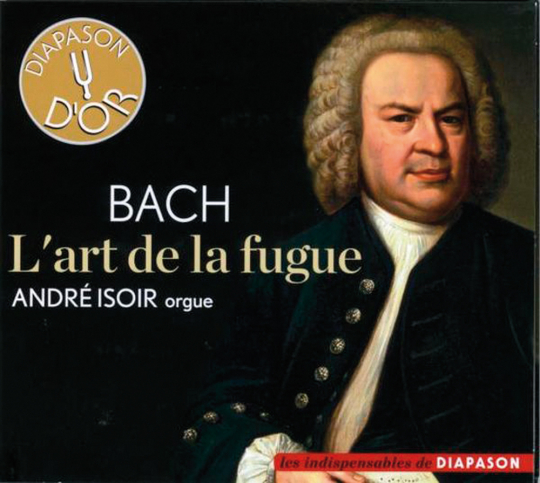 J.S. Bach. Die Kunst der Fuge.