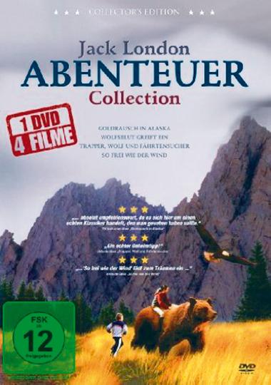 Jack London Abenteuer-Collection DVD