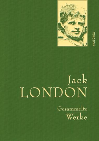 Jack London. Gesammelte Werke.