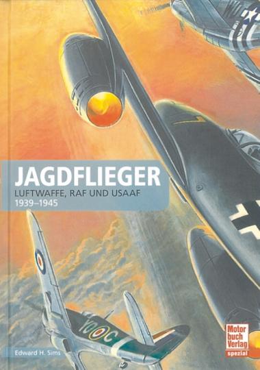 Jagdflieger - Luftwaffe, RAF und USAAF: 1939-1945