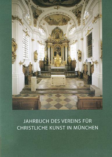 Jahrbuch des Vereins für Christliche Kunst in München