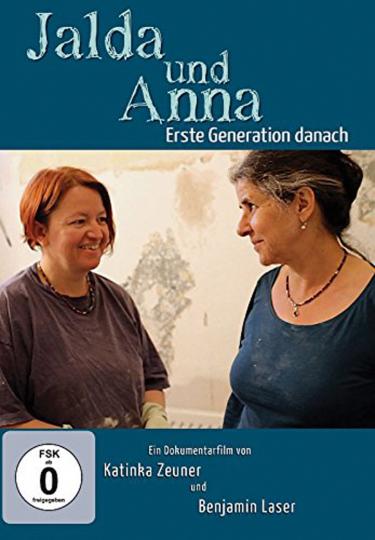 Jalda und Anna. DVD.