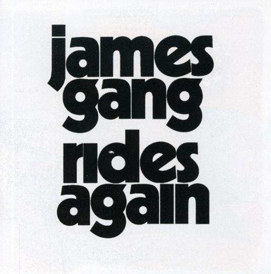 James Gang. Rides Again. CD.