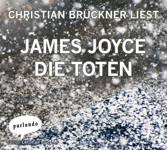 James Joyce. Die Toten. 2 CDs.