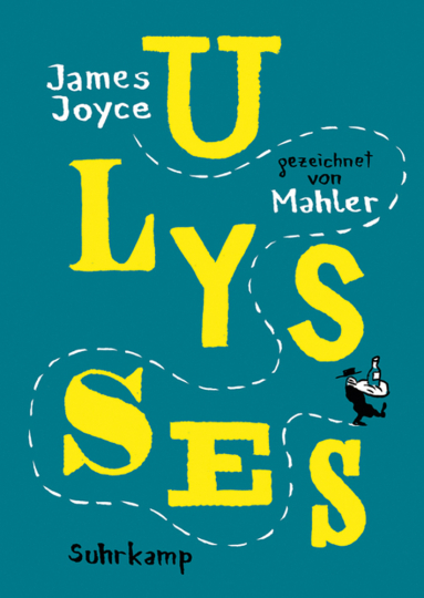 James Joyce. Ulysses.