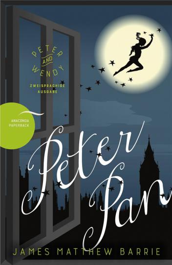 James M. Barrie. Peter Pan. Zweisprachige Ausgabe.