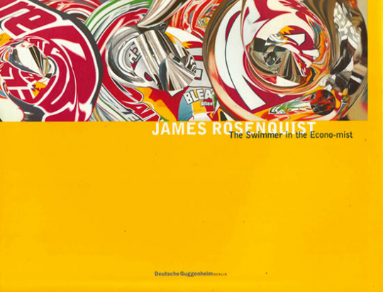 James Rosenquist. Swimmer in the Econo-mist.