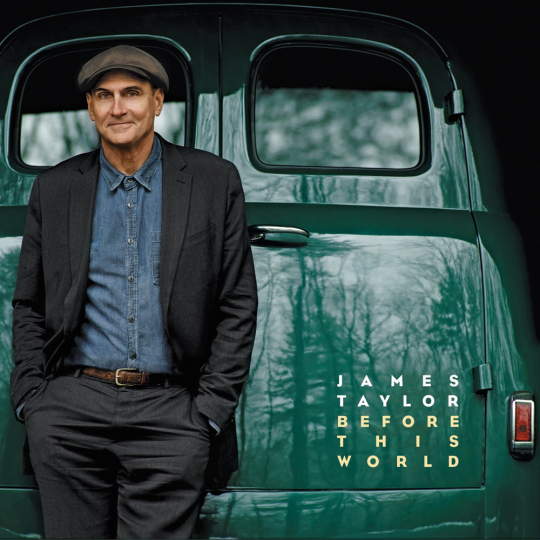 James Taylor. Before This World (Limited Super Deluxe Edition). 2 CDs, DVD, Buch.