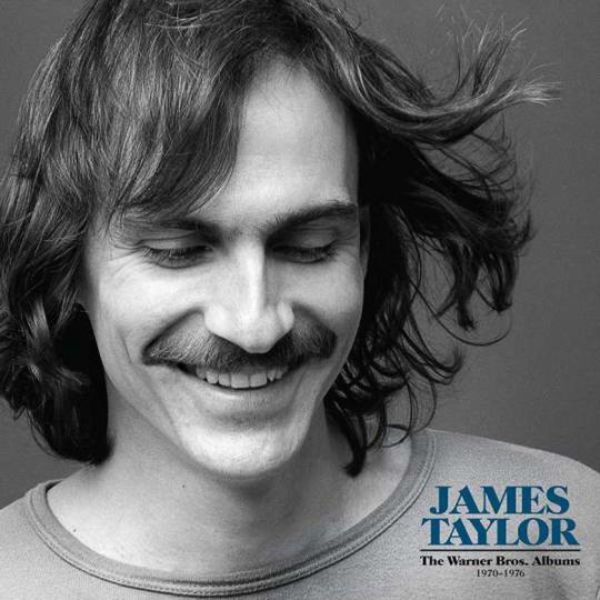 James Taylor. The Warner Bros. Albums: 1970 - 1976. 6 CDs.