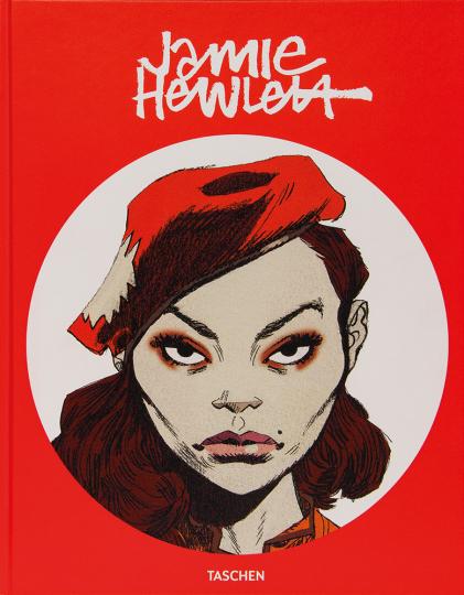 Jamie Hewlett.