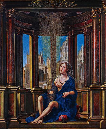 Jan Gossart's Renaissance. Man, Myth, and Sensual Pleasures. Complete Works.