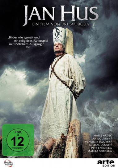 Jan Hus. 2 DVDs.