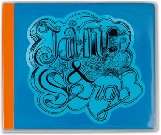 Jane & Serge. Ein Familienalbum.