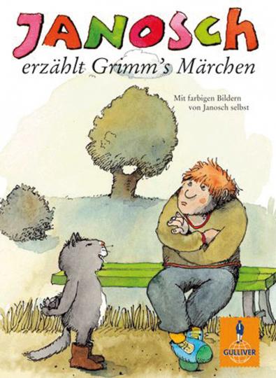 Janosch erzählt Grimms Märchen.