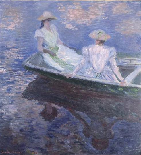 Japan's Love for Impressionism. Japans Liebe zum Impressionismus. Von Monet bis Renoir.