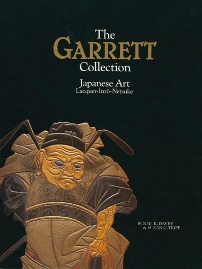 Japanische Kunst. Lackobjekte, Inro und Netsuke. Die Sammlung Garrett.
