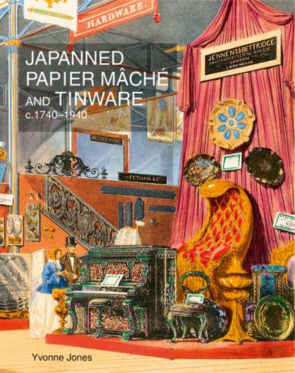 Japanisierende Papiermaché- und Zinnarbeiten 1740-1940.