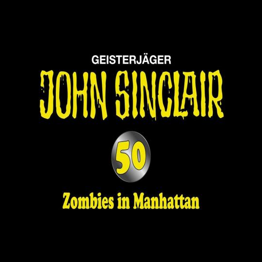 Jason Dark. John Sinclair. Zombies in Manhattan Special. CD und DVD.