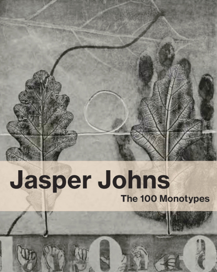 Jasper Johns. The 100 Monotypes.
