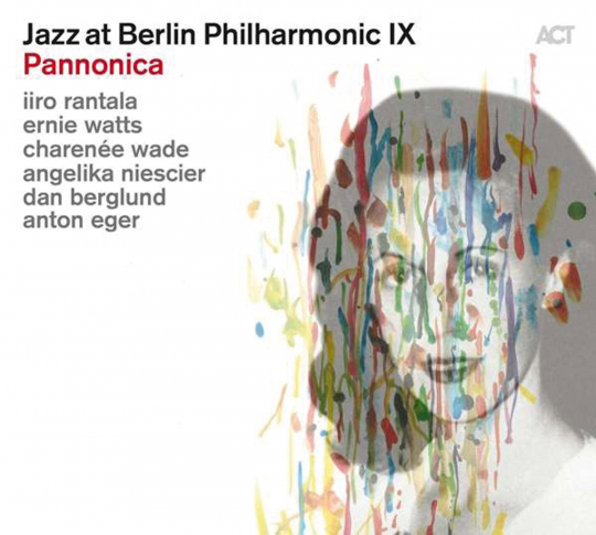 Jazz At Berlin Philharmonic IX - Pannonica. CD.