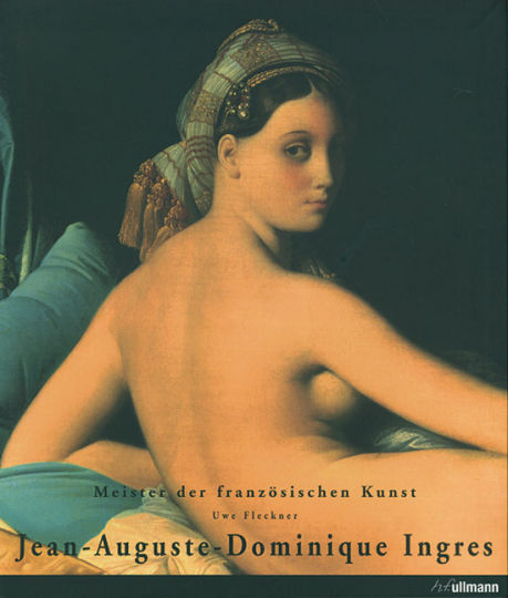 Jean-Auguste-Dominique Ingres. 1780-1867.
