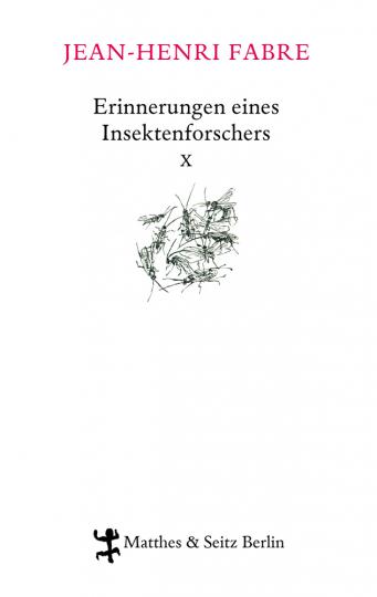 Jean-Henri Fabre. Erinnerungen eines Insektenforschers X.