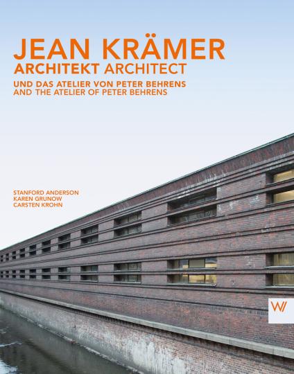 Jean Krämer. Architekt. Und das Atelier von Peter Behrens.