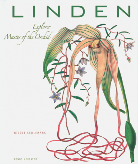 Jean Linden. Explorer. Master of the Orchid.