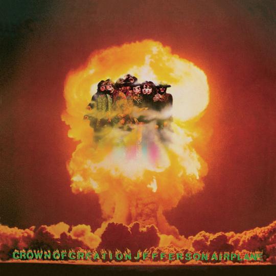 Jefferson Airplane. Crown Of Creation (180g). LP.