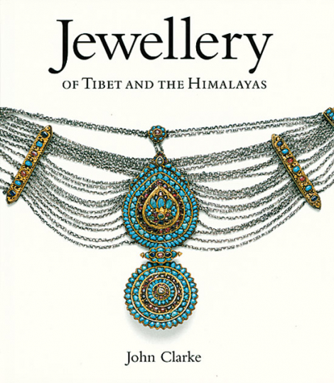 Jewellery of Tibet and The Himalayas.