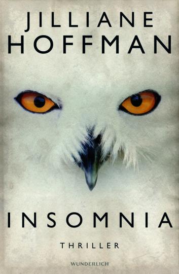 Jillian Hoffman. Insomnia. Thriller.