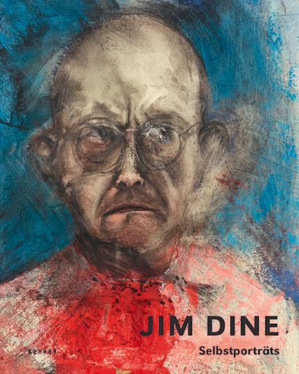 Jim Dine. Selbstpoträts.