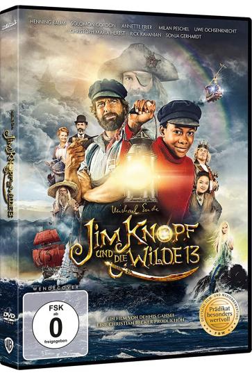 Jim Knopf und die Wilde 13. DVD