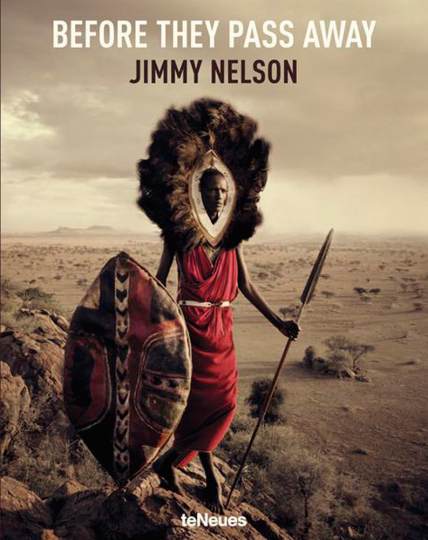 Jimmy Nelson. Before They Pass Away.