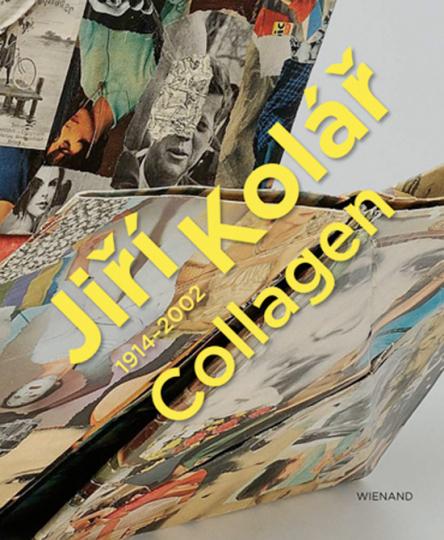 Jiri Kolár (1914-2002) Collagen.
