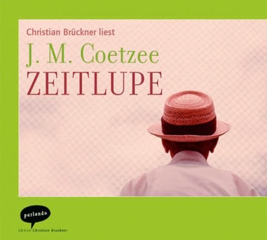 J. M. Coetzee. Zeitlupe. Hörbuch.