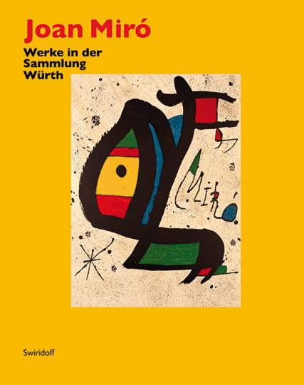 Joan Miró in der Sammlung Würth.